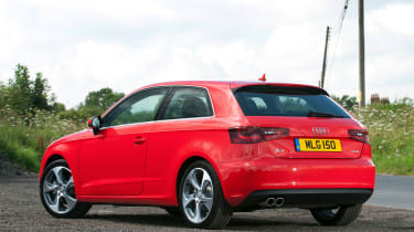 As such, it goes up against premium models like the BMW 1 Series, Mercedes A-Class and Lexus CT