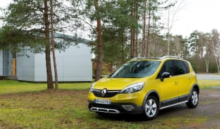Renault Scenic XMOD 2013 front static