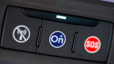 Vauxhall's On Star provides valuable assistance features