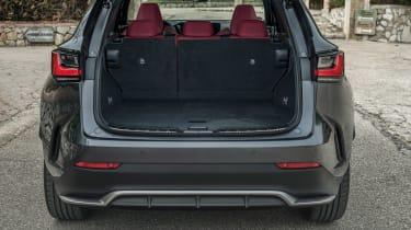 Lexus NX SUV boot