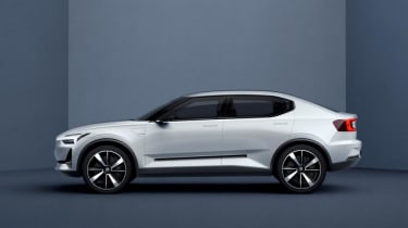 The next generation Volvo S40 will be inspired by this concept