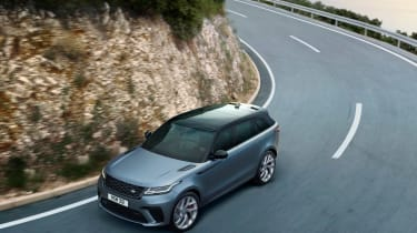 Range Rover Velar SVAutobiography Dynamic Edition cornering