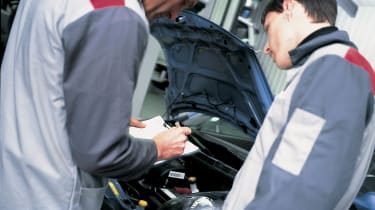 How to pass an MoT test