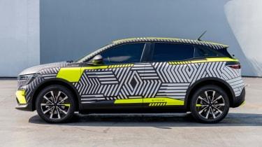 Renault Megane E-TECH Electric - side static