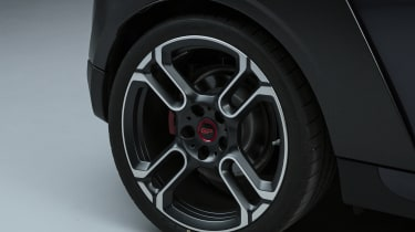 MINI John Cooper Works GP - front wheel close up