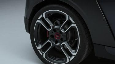 MINI John Cooper Works GP - front wheel close up