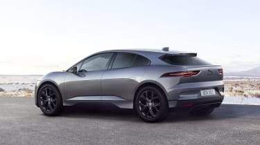Jaguar I-Pace Black edition
