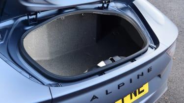 Alpine A110S boot