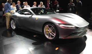 Ferrari Roma reveal