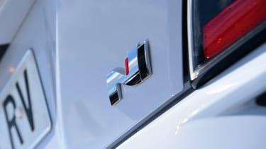 Hyundai Kona N badge