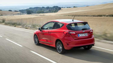 It's intended to deliver a sporting drive without the associated high running costs