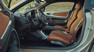 Alpine A110 Legende GT interior