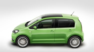 There are new alloy wheel choices and the roof and mirrors can be had in contrasting colours on some versions
