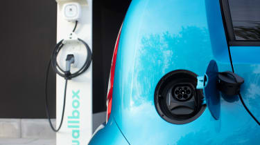 2019 SEAT Mii Electric - Charging socket and wallbox