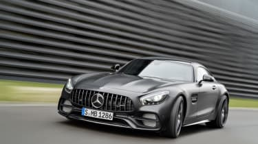 It comes with a twin-turbo 4.0-litre V8 engine, which produces a suitably sonorous exhaust note