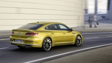 New VW Arteon