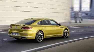 New VW Arteon