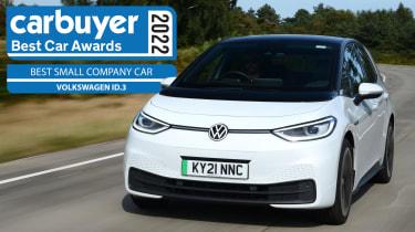 Best Small Company Car: Volkswagen ID.3