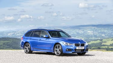 The BMW 3 Series Touring is arguably one of the most versatile models on sale