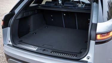 Range Rover Velar SUV boot