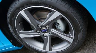 R-Design models have bigger wheels, firmer suspension and a bumpier ride