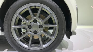 Smart EQ ForTwo alloy wheel