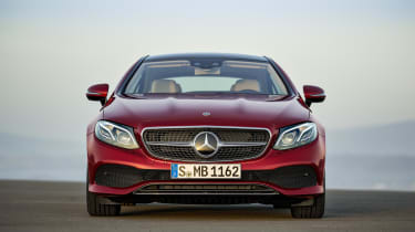 All round LED lights should mean nighttime visibility is excellent in the E-Class Coupe