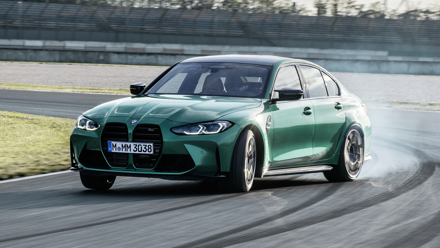 2021 Bmw M3 Competition Saloon Now On Sale Carbuyer