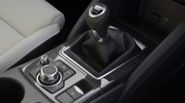 Manual or automatic transmission can be specified