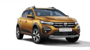 New Dacia Sandero Stepway