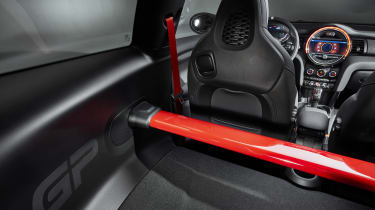MINI John Cooper Works GP - rear interior