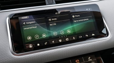 Range Rover Evoque 2019 infotainment