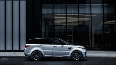 Range Rover Sport HST special edition city side