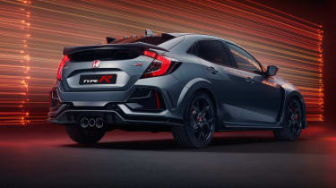Honda Civic Type R Sport Line - rear