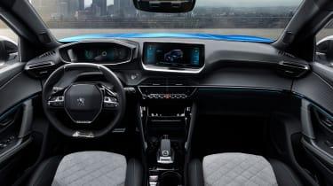 New Peugeot 2008 - interior static