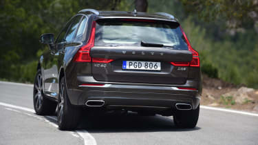 The latest Volvo XC60 has a big job on its hands - it replaces Volvo's best-selling model of all time