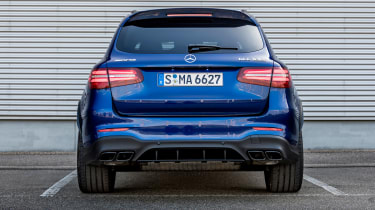 An optional sports exhaust is worth the money, giving the V8 engine its full singing voice