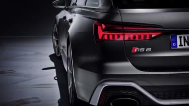 Audi RS6 Avant tail light
