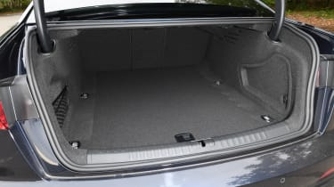 Audi A6 saloon - boot