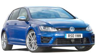 Volkswagen Golf R cutout