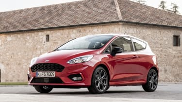 The latest Ford Fiesta is the seventh generation of the famous supermini