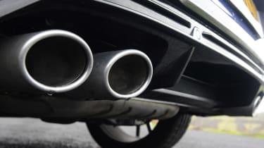 Volkswagen T-Roc R exhausts