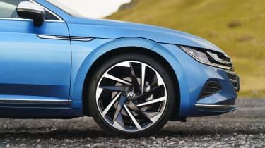 Volkswagen Arteon Shooting Brake estate alloy wheels