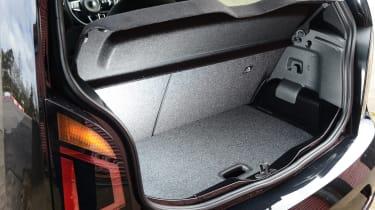 Volkswagen up! GTI hatchback boot