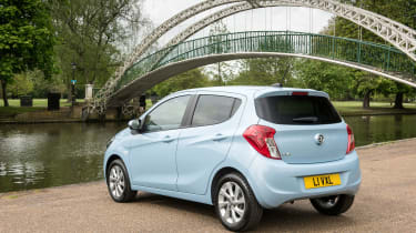 No version of the five-door hatchback costs more than £10,500, although a few options will push the price over that