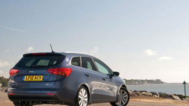 Trim levels include 1, 2, 3, 4 and 4 Tech and GT-Line, with the majority getting plenty of kit
