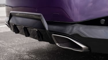 2021 BMW 2 Series Coupe - exhausts