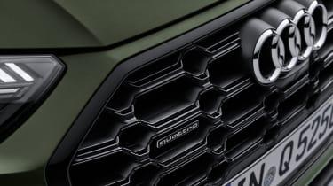 Audi Q5 facelift grille