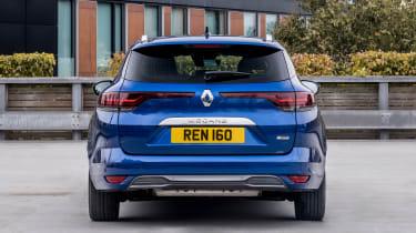 Renault Megane Sport Tourer estate rear static