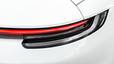 Porsche 911 Targa rear lights